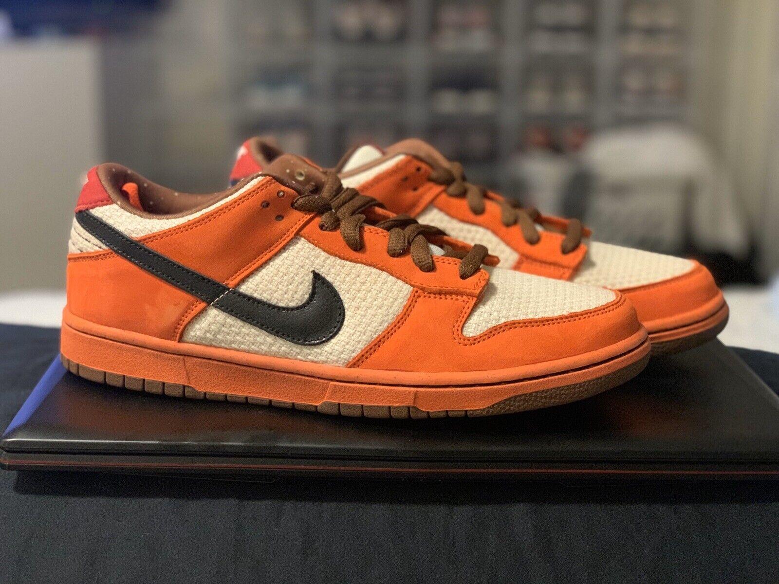 Nike SB Dunk Low Ramen Un Hemp Orange