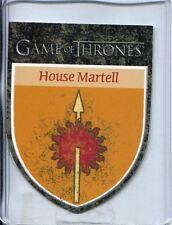 Game Of Thrones Season 3 Casetopper Caseloader Card  H10 House Martell