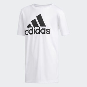 adidas Climalite Badge of Sport Tee Kids'