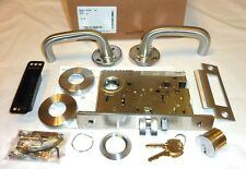 Falcon MA441L SG 626 Sutro Gala Classroom Security Mortise Lock w/ Cyl CHROME
