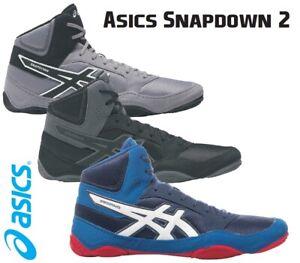 Details zu Asics Ringerschuhe (boots) Wrestling Shoes Snapdown 2 Chaussures  de Lutte Boxing