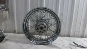 16 Indian Chieftain Vintage Front Rim Wheel