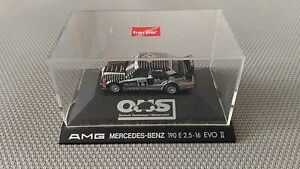 Voiture-Miniature-Herpa-Mercedes-Benz-190-E-2-5-16-EVO-II-1-87-Tres-Bon-Etat