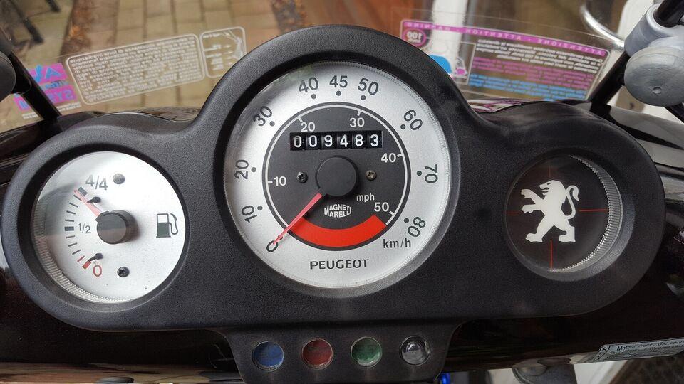 Peugeot Speedfight 2, 45 knallert, 2004