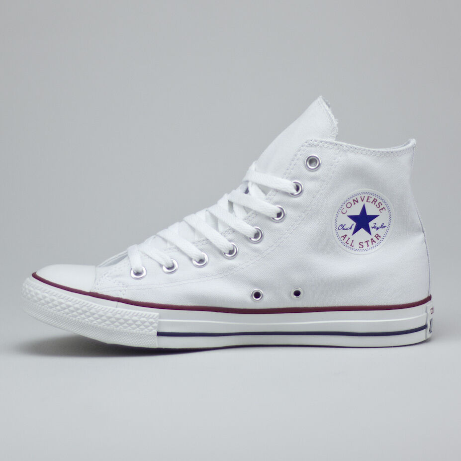 Converse New All Star Hi Trainers New Converse in box UK Größe 3,4,5,6,7,8,9,10,11 39ee97