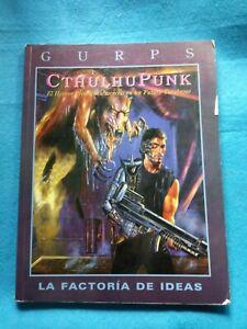 Rol-Gurps-Cthulhupunk-La-Factoria-RL816
