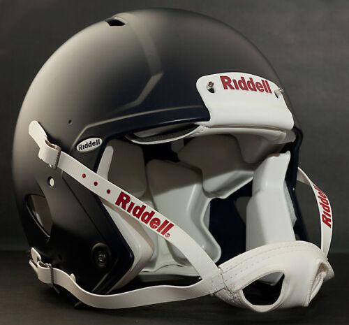 Color: FLAT NAVY BLUE Riddell Revolution SPEED Classic Football Helmet
