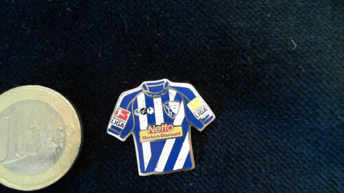 VFL Bochum Trikot Pin 2009//2010 Home Netto Badge