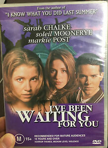 I-039-ve-Been-Waiting-For-You-brand-NEW-amp-sealed-region-4-DVD-horror-movie-RARE