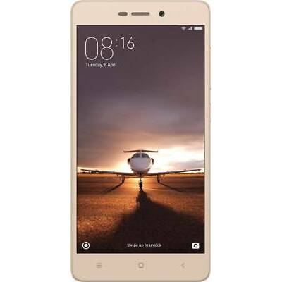Xiaomi Redmi 3S Prime Dual 32GB | 3GB |4G - 6 Month Warranty (Gold)
