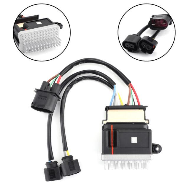 Centralita ventilador Radiator módulos 8K0959501G Para Audi Q3 Q5 A4 A5 A6 A7 ES