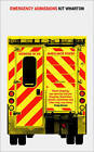 Emergency Admissions: Memoirs of an Ambulance Driver by Kit Wharton (Paperback, 2017)