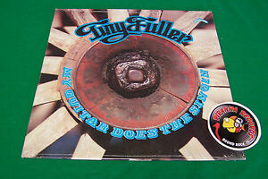 Tiny-Fuller-My-Guitar-Does-The-Singin-Country-Americana-LP-NEW-CCLP-1088-Piranha