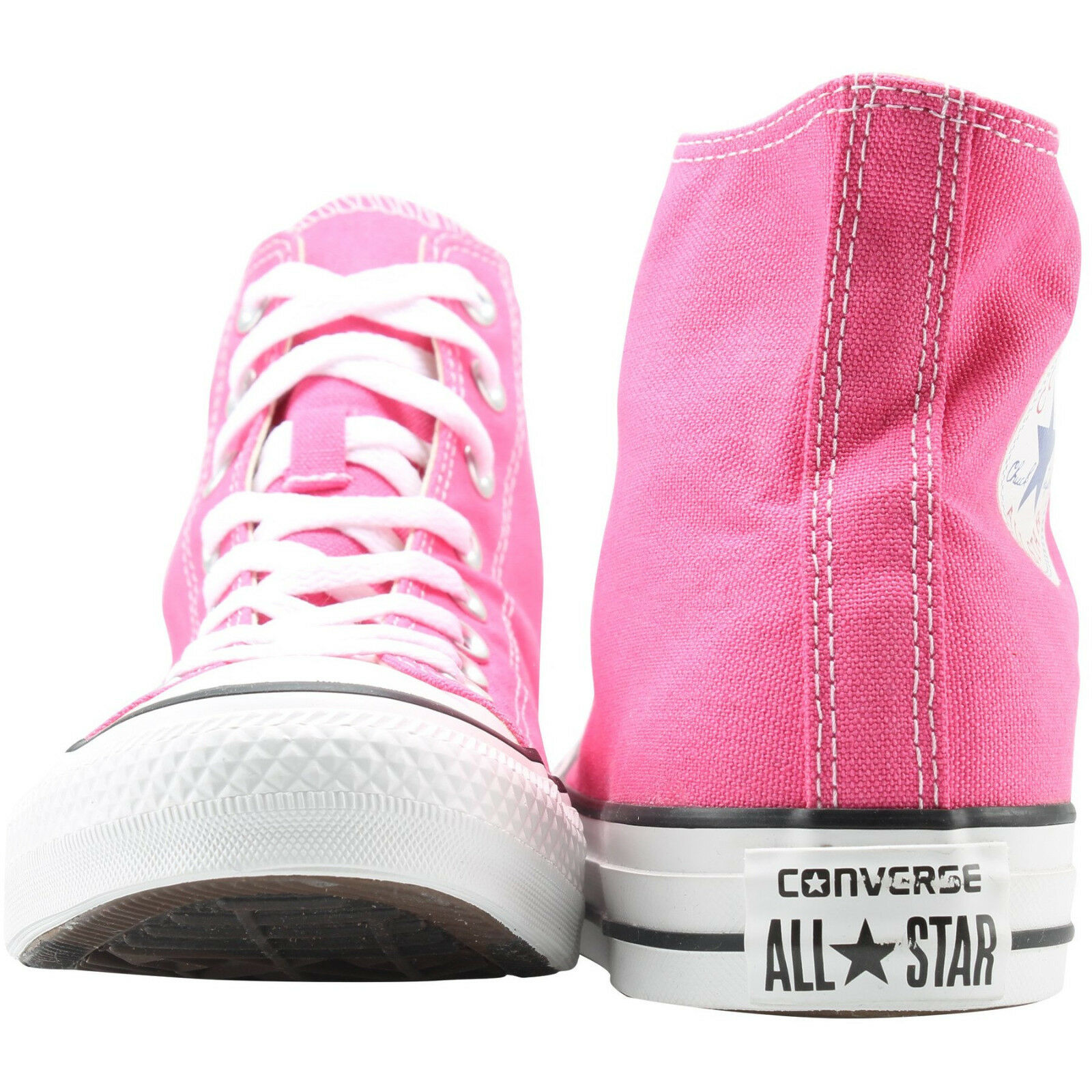 Converse All Star Chuck Taylor shoes Unisex Hi Top Paper Paper Paper Pink 147132F New 15afb6