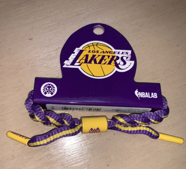 Rastaclat NBA San Antonio Spurs Black Grey Basketball Shoelace Bracelet RC001SAS