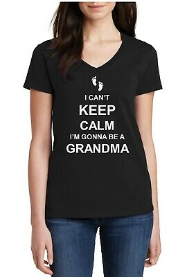 Tank Top I Can/'t Keep Calm I/'m Gonna Be a Grandma Gift Idea Women Grandmother
