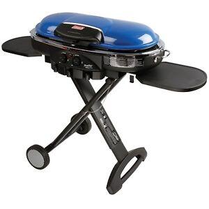 Portable Gas Grill 2 Burner Propane 20000 BTU Outdoor ...