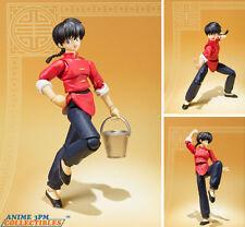 Bandai S.H. Figuarts - Ranma 1/2 - Ranma Saotome Boy Type Male Action Figure