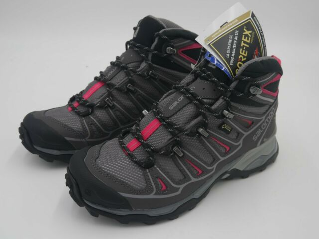 Salomon X Ultra Mid GTX Goretex Gr 37 13 Damen Outdoor SCHUHE STIEFEL