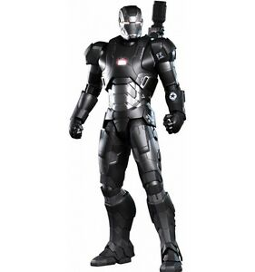 Hot Toys Iron Man 3 figurine Diecast 1/6 War Machine Mark II