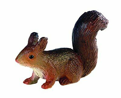 1 Figurine Animaux Ecureuil  BULLYLAND 64423 NEUF DESTOCKE