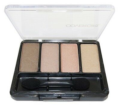 COVERGIRL EYE ENHANCERS /  EYESHADOW  QUAD AND TRIO **CHOOSE COLOUR****