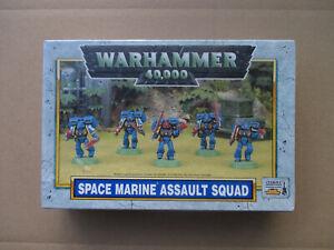 D10C08-SPACE-MARINE-ASSAUT-WARHAMMER-40000-W40K-1998-SEALED