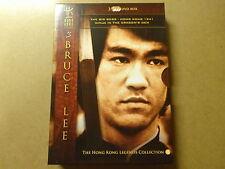 3-DISC DVD BOX / THE BIG BOSS, HONG KONG 1941, NINJA IN THE DRAGON'S (Bruce Lee)