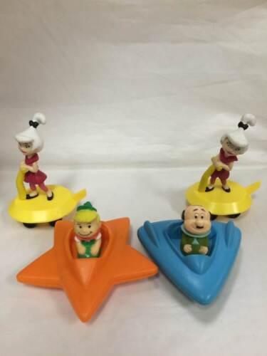 The Jetsons Wendy's Kinder Mahlzeit Spiele Set Hanna Barbera 1989 Film, TV & Videospiele