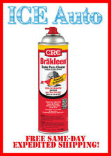 CRC BRAKLEEN *50 State Approved* Non-Chlorinated Brake Parts Cleaner #05050 14oz