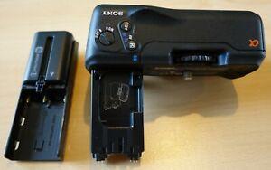 Poignée verticale SONY VG-B30AM pour DSLR-A200;A300;A350 + 1 batterie NP-FM500H