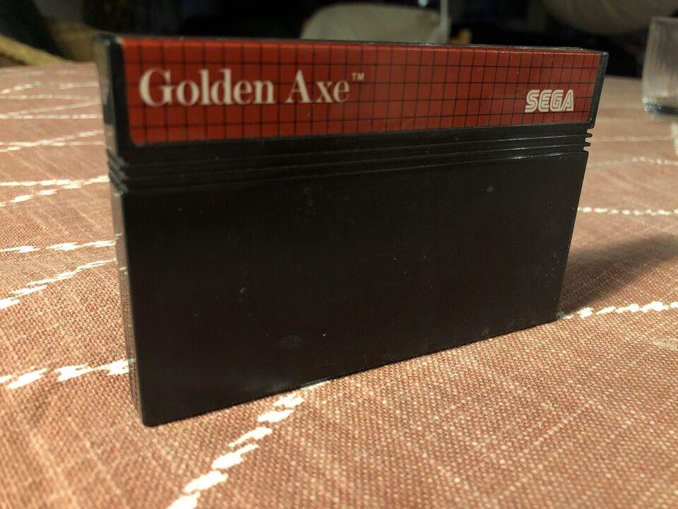 Golden Axe, Sega Master System