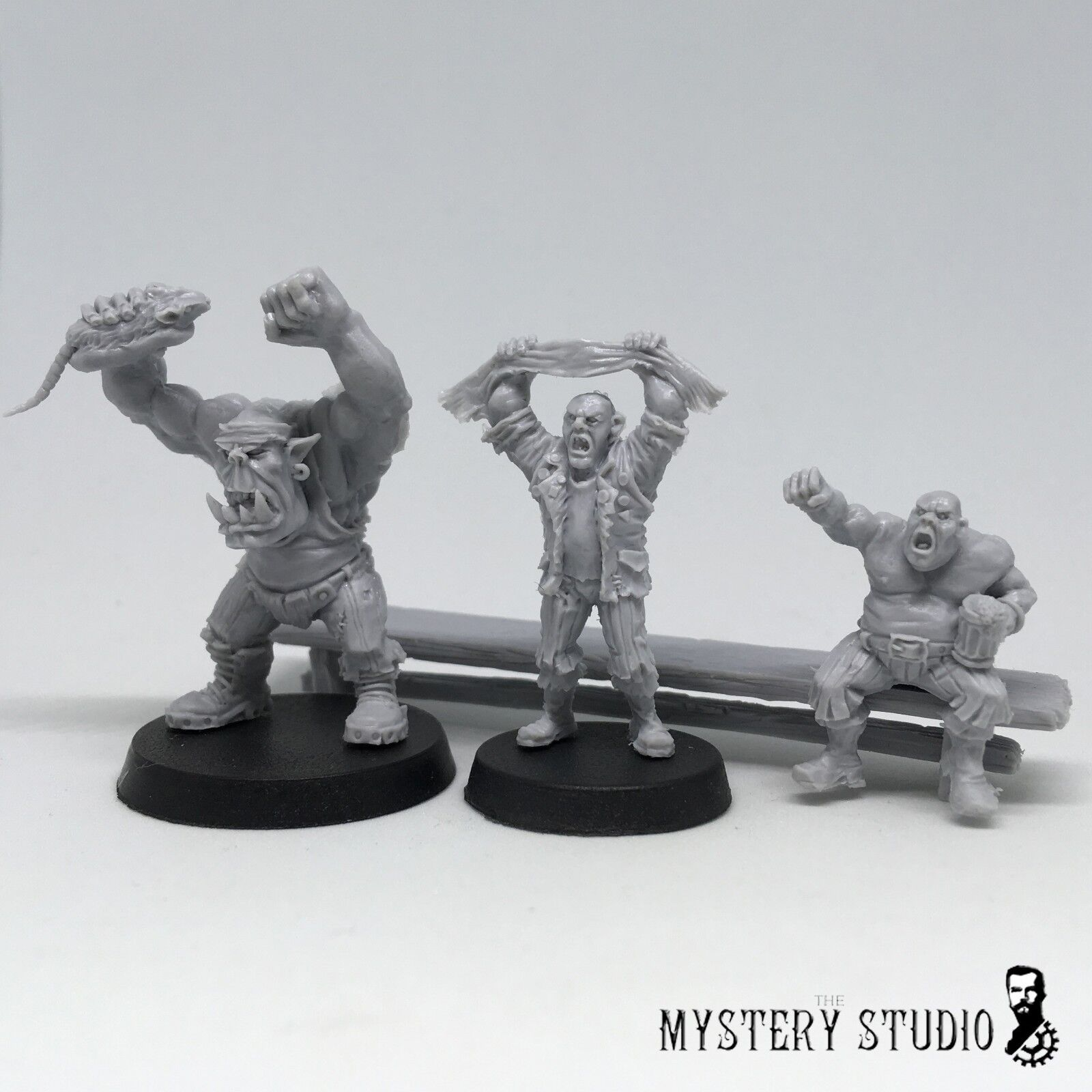 Blood bowl Fantasy fans Mystery Studio