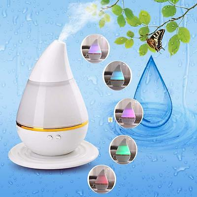 Ultrasonic Air Diffuser Purify Ionizer Atomizer Home Aroma Humidifier Indoor TS