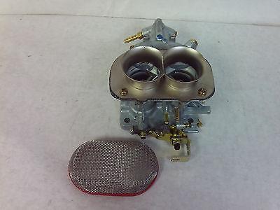 GENUINE WEBER  32/36 CARBURETOR ~ HI PERFORMANCE WEBER CARBURETOR 25mm AIR HORN
