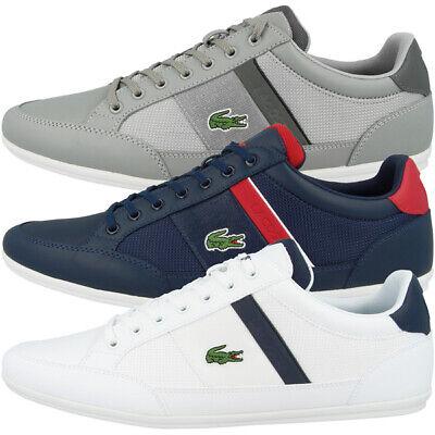 Lacoste Chaymon 319 3 Schuhe Herren Freizeit Retro Sneaker white 7-38CMA0022-042