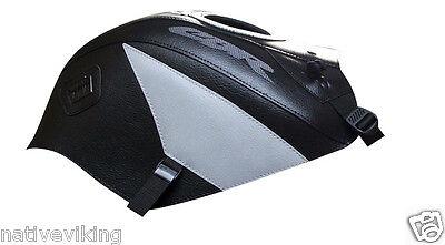 Grey 1488E Honda CBR 125 R 2005 Bagster Tank Protector Cover Black