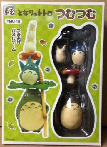 Studio Ghibli Totoro balance blocks game action figure fun pack