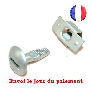 Kit-1-Clips-1-Vis-de-Fixation-Protection-Sous-Moteur-pour-Peugeot-et-Citroen