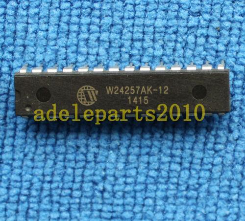 10pcs W24257AK-12 W24257AK 32K X 8 High Speed CMOS Static RAM