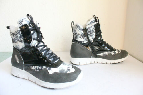 Textil Mehrfarbig Sneakers Winter Tamaris eu 42 Mode Schnürstiefeletten top High SwHxqxCa