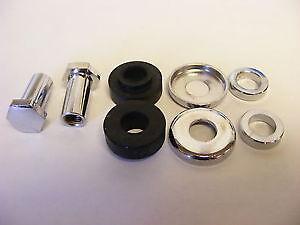 Classic Mini Cache-Culbuteur Kit De Montage Inc Écrous Rondelles œillets A-Series 4G7