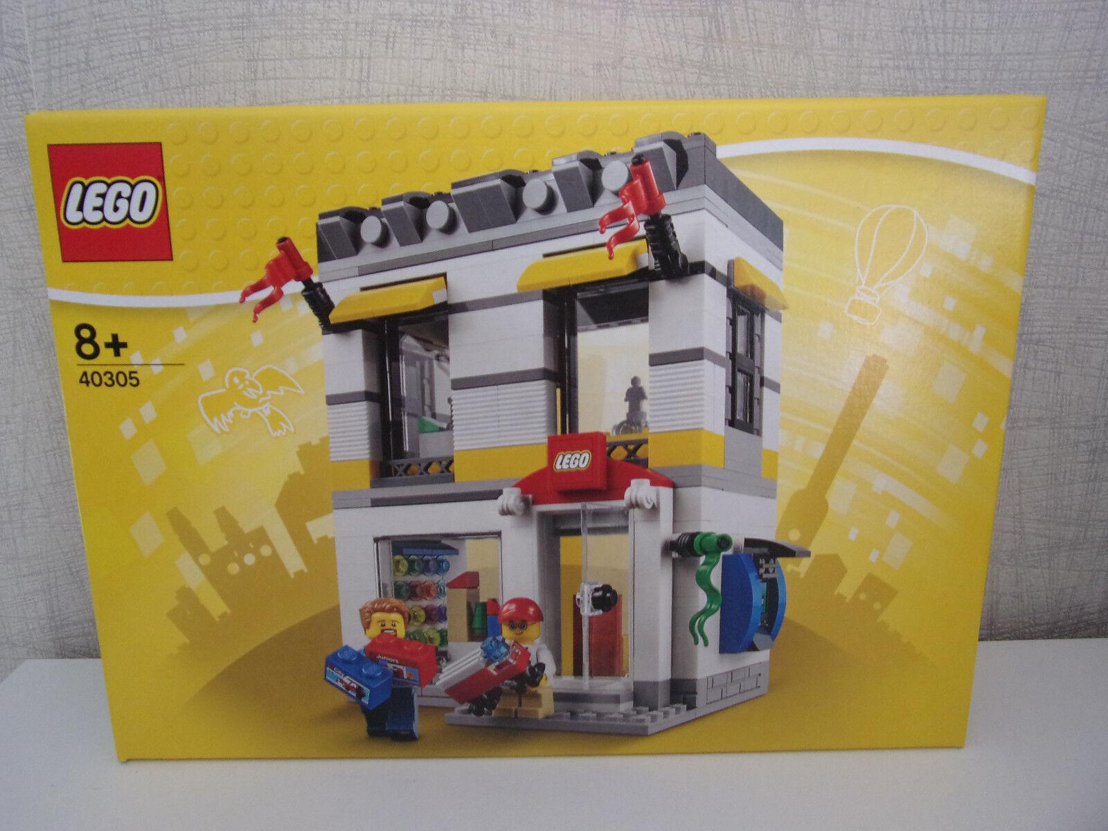 Lego 40305 Negocio en Formato Mini (Micro Brand Store) - Nuevo y Emb. Orig.