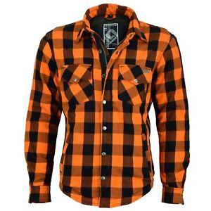 Motorrad Herren Jacke Details Hemd Zu Aramid Lumber Lumberjack Holzfäller trhsxQdC