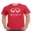 Infiniti-Logo-T-Shirt-Youth-and-Mens-Sizes thumbnail 6