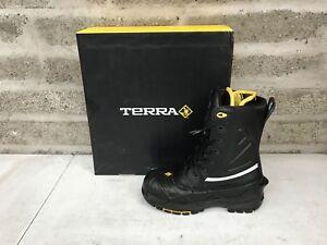 Détails sur Terra Footwear 915605 Crossbow CSA métal libre Isolé Hiver Bottes de sécurité afficher le titre d'origine
