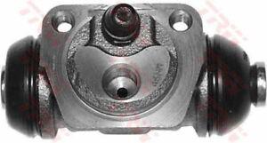 Cilindro de Freno BWC187 TRW rueda Eje trasero izquierda derecha