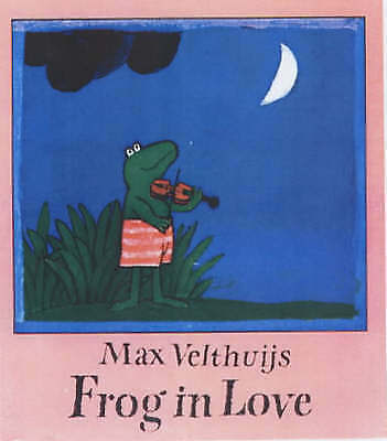 Frog in Love, Velthuijs, Max, Very Good Book