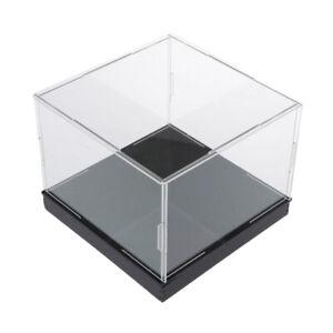 Scatola-Di-Esposizione-In-Acrilico-Trasparente-Figure-Antipolvere-Modello