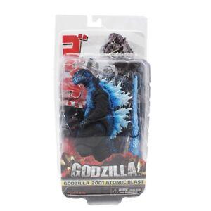 GODZILLA-Figura-de-Accion-Godzilla-2001-Atomic-Blast-18-cm-Nueva